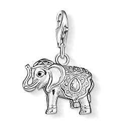 Ideal-quality 925 sterling silver charm Charm Club pendant with a lobster clasp matching the charm bracelet and charm necklace Thomas Sabo designs elegant, timeless, and expressive jewellery and watches for women and men The trendy charm pendant can ...