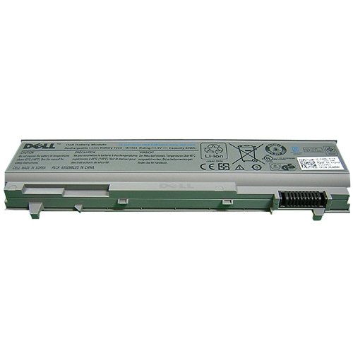Dell 451-11443 6 Cell 60 W Lithium Ion Primary Laptop Battery for Latitude E6410/E6410 ATG