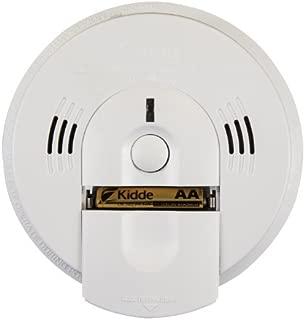 Kidde KN-COSM-XTR-BA Nighthawk Battery Operated Combination Smoke/Carbon Monoxide Alarm with Voice Warning, Intelligent Alarm Technology by Kidde