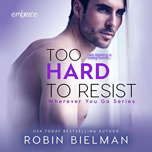 Too Hard to Resist audiobook cover art