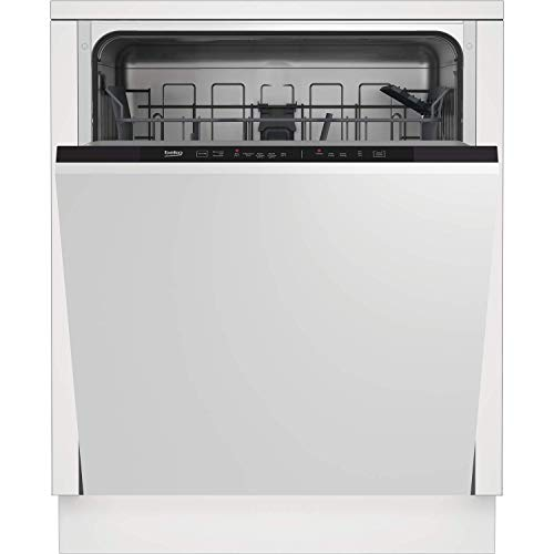 Beko DIN15321 13 Place Fully Integrated Dishwasher With 30 Min Quick Wash