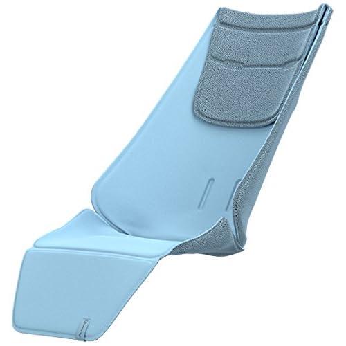 Quinny Revêtement de siège, crée une position confortable soutenant l'emfant, convient pour poussette Quinny Zapp Flex Plus, Zapp et Zapp Xpress