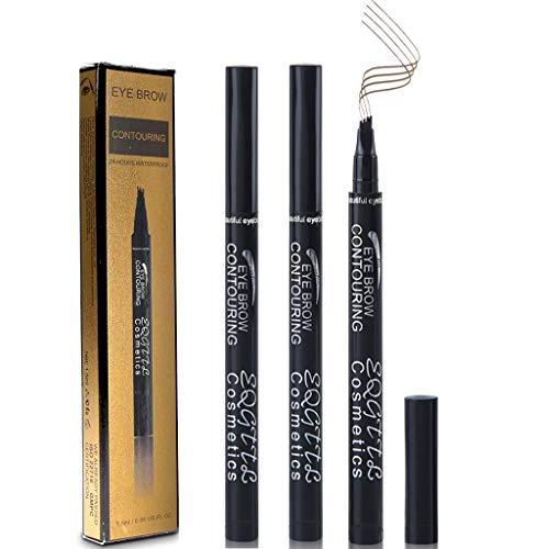 tattoo eyebrow pencil waterproof Eyes Makeup $6.39 (60% Off with code)
