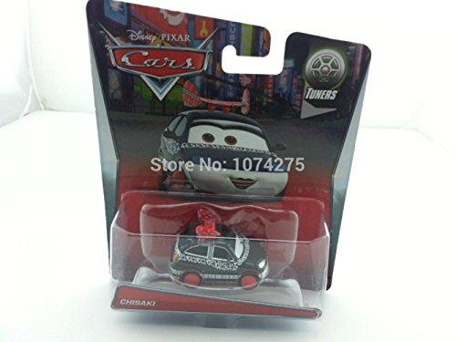 Mattel Top Top Cars Chisaki Noir Tokyo Drift en métal moulé sous Pression Toy Car Original Livré dans Une boîte Neuf