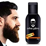 UrbanGabru Beard Oil :Growth | Softener | Conditioner | 100% Natural- 30 ml