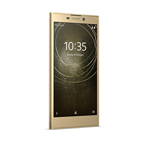Sony Xperia L2 5.5-Inch 32 GB Android UK SIM-Free Smartphone - Gold