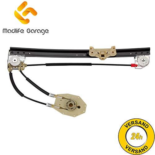 madlife Garage 51358159835Elevalunas eléctrico (Juego de reparación sin motor