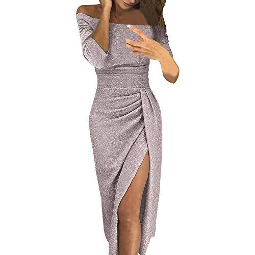 ReooLy Rockabilly 20er Kurze 74 Kleider Damen sexy einärmelige rote für mädchen cothic Herbst Pailetten pluszise Winter 7er Pack Kleidung 1941 Kleider mädchen Rose Abendessen Jahre Sale Damen