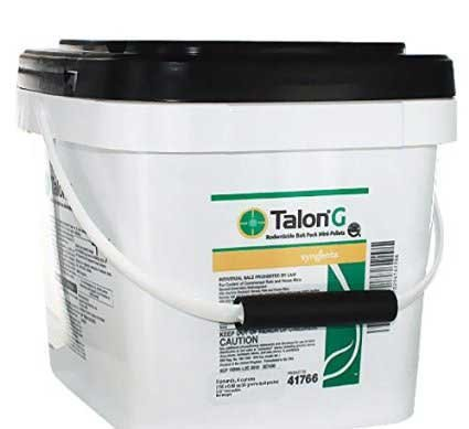 Talon G Mini Pellet Rodent Killer Bait