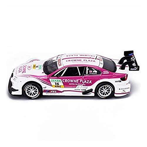 01:32 Scale Model van de Auto, M3 DTM Alloy Simulation Diecast Model Car, Sports Car Collection Sieraden, 15x6x4.5CM WKY