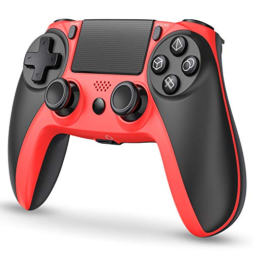 Kydlan Wireless Game Controller with Motion Sensors Dual Vibration...