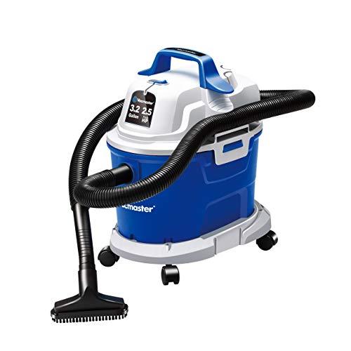 Vacmaster Wall-Mountd Wet & Dry Shop Vacuum