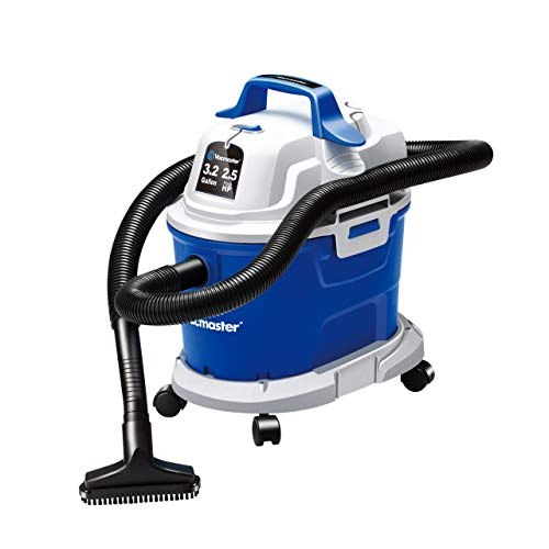Vacmaster Wet Dry 3.2 Gallon Shop Vacuum Cleaner for car