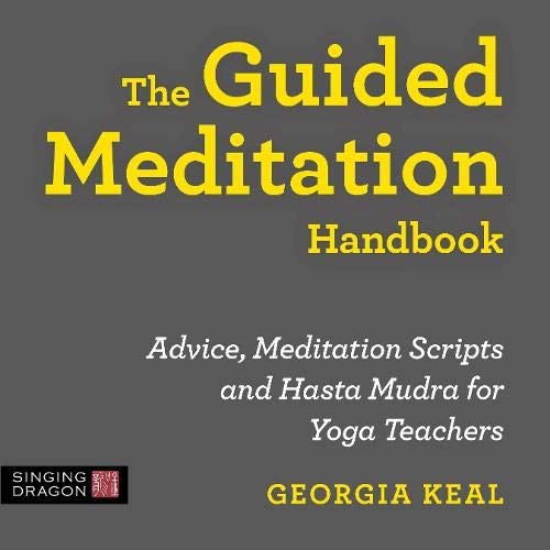 The Guided Meditation Handbook cover art