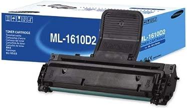 Samsung ML-1610D2 ML-1610 Toner Cartridge (Black) in Retail Packaging
