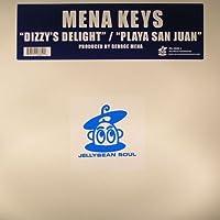 "Dizzys Delight - Mena Keys 12"""