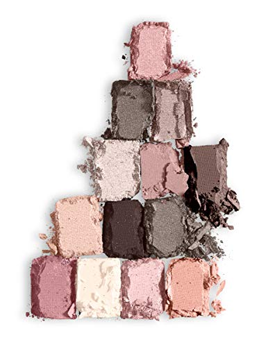 Beauty Shopping Maybelline New York The Blushed Nudes Eyeshadow Makeup Palette, 2 Count