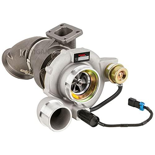 New Stigan Turbo Turbocharger w/Actuator For Dodge Ram Cummins 5.9L Diesel - Late 2004 2004.5 2005 2006 2007 2008 2009 - Stigan 847-1432 New