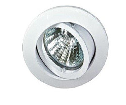 Rutec 107324 Einbaustrahler Downlight 68mm sc ws ALU55371