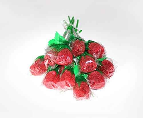 Ramo de 12 rosas de gominola