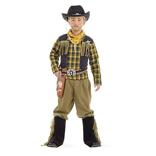 Limit Sport - Disfraz de vaquero para niño (MI404)