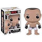 QToys Funko Pop! UFC #06 BJ Penn Chibi