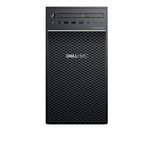 Dell PowerEdge T40 Servidor 3,5 GHz Intel Xeon E Mini Tower 300 W PowerEdge T40, 3,5 GHz, E-2224G, 8 GB, DDR4-SDRAM, 1000 GB, Mini Tower