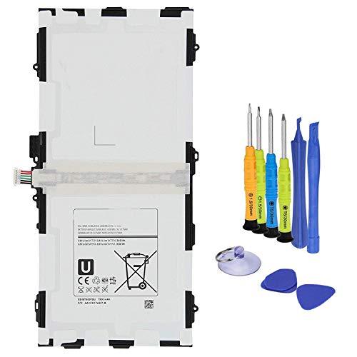 batteria tablet samsung ANTIEE 7900mAh EB-BT800FBU Tablet Batteria per Samsung Galaxy Tab S 10.5 LTE SM-T800 T801 T805 T805C T805W T805Y T805M T807 T807T(3G