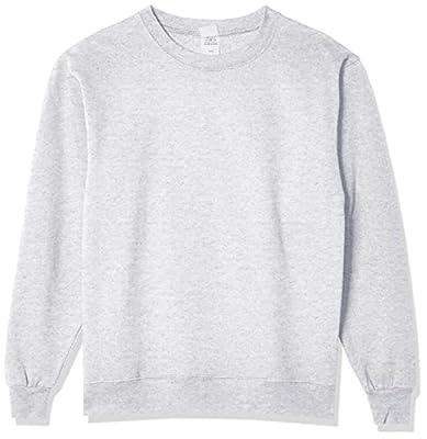 Hanes Men's EcoSmart Fleece Sweatshirt, ash, XL