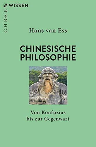 Buchseite und Rezensionen zu 'Chinesische Philosophie' von Hans van Ess