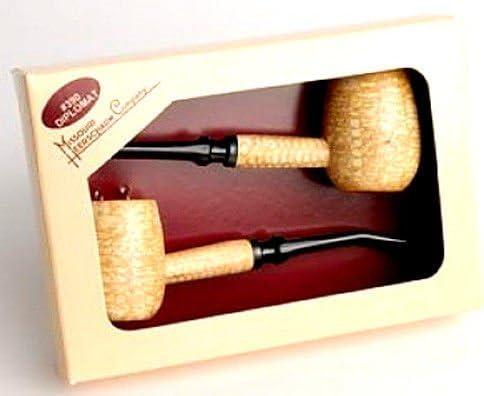 Missouri Meerschaum Product Popular standard Diplomat Corncob Gift Two Set Tobacco Smok 2