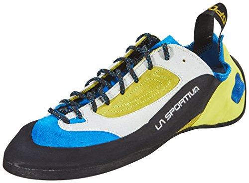 La Sportiva Finale, Zapatos de Escalada para Hombre, (Brown/Orange 000), 39 EU