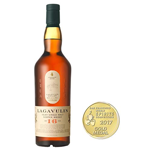 Lagavulin(ラガヴーリン)『ラガヴーリン16年』