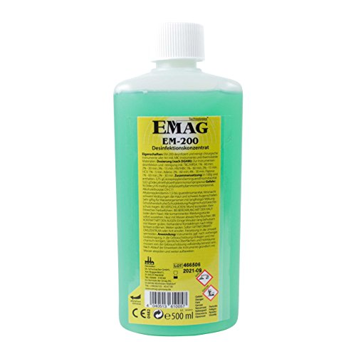 Emag EM-200 Concentré de désinfectant