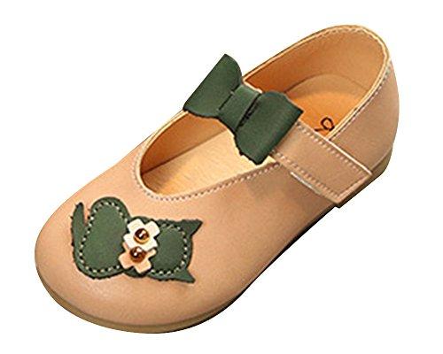Zapatos Niñas Princesa Bowknot Antideslizante Baile