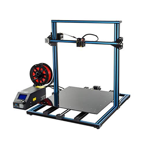 GIAOGIAO Grandi Dimensioni 3D 500x500mm Stampante Ritratto Edilizia Figura