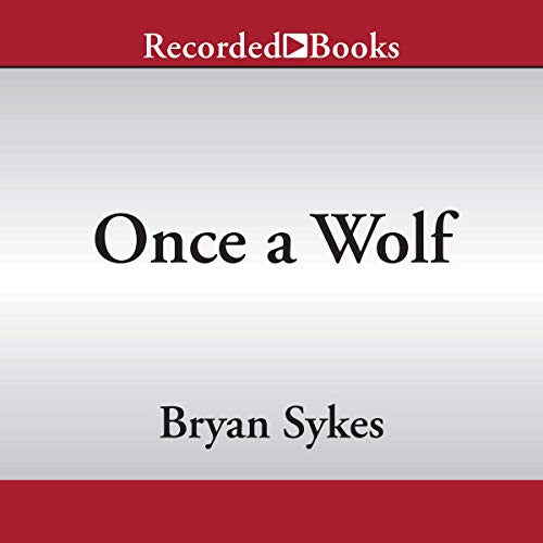 Once a Wolf audiobook cover art