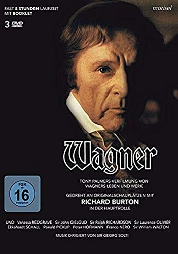 Das Leben und Werk Richard Wagners (3 DVDs)