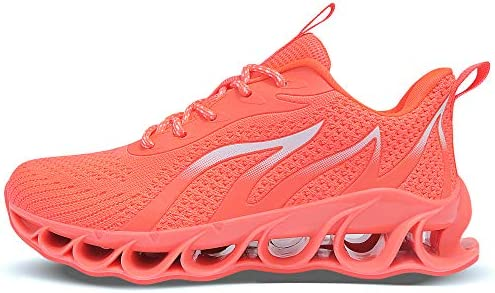 APRILSPRING Women Walking Running Shoes Fashion Sports Non-Slip Shoes