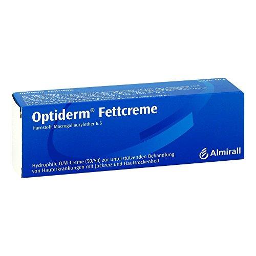 OPTIDERM Fettcreme 50 g