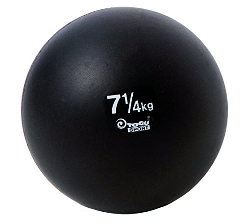 Togu Gymnasium Putting Shot Gewicht Ball schwarz schwarz 6000 g