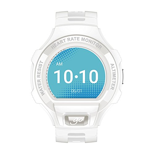 Alcatel Onetouch Go Watch - Reloj Smart, pantalla 1.22