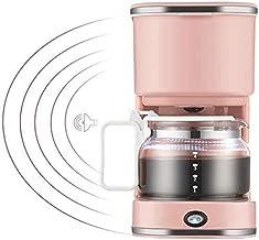 ZJZ Filterkoffiezetapparaat voor instant koffie, thee koken, met timer, warmhoud- en uitschakelfunctie, druppelbeveiliging...