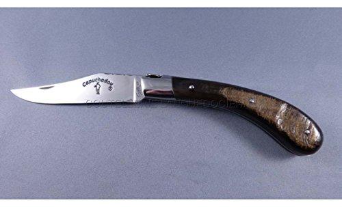 Taschenmesser DAS Capuchadou Griff Büffelhorn, 12cm von fontenille-pataud