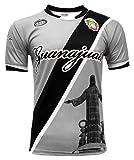 Guanajuato Mexico Soccer Jersey Color Black and Gray Arza Design (X-Large)