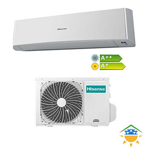 Hisense, ECO Easy, Klimagerät, 9000BTU/h, TA25YY00R32, EnergieeffizienzklasseA++
