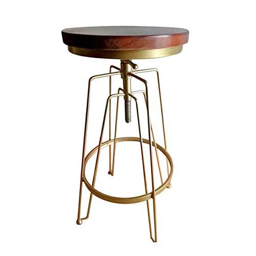 XER Barstoelen, in hoogte verstelbare barstoelen Ontbijt eetstoelen voor ontbijtbar, balie, keuken en barkrukken thuis