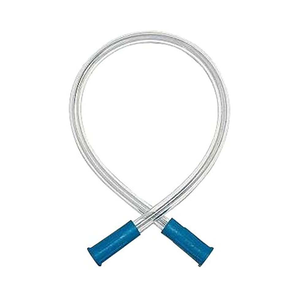 Drive Medical SUCP TUBING 10 Suction Tubing Blue Tipped 10 Inch