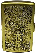 Actopus Pure Brass Constantine Ghost Elegy Cigarette Case Holder