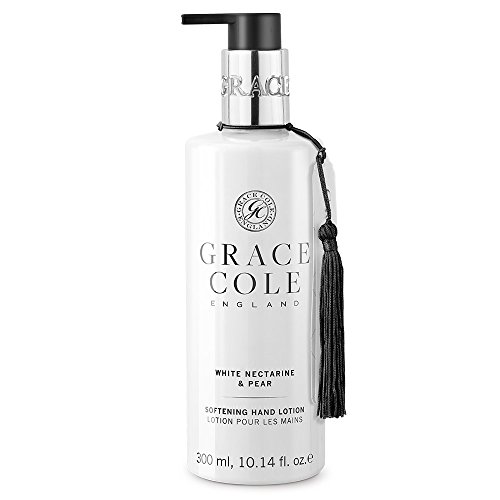 300ml Hand Lotion by Grace Cole - White Nectarine & Pear